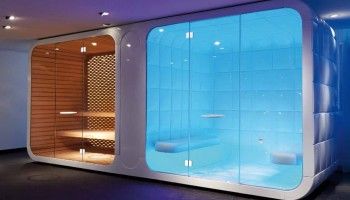 restore sauna