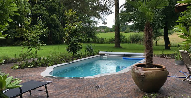 Voorkeur Polypropyleen zwembad in Lochem - Aqua zwembaden DX-14
