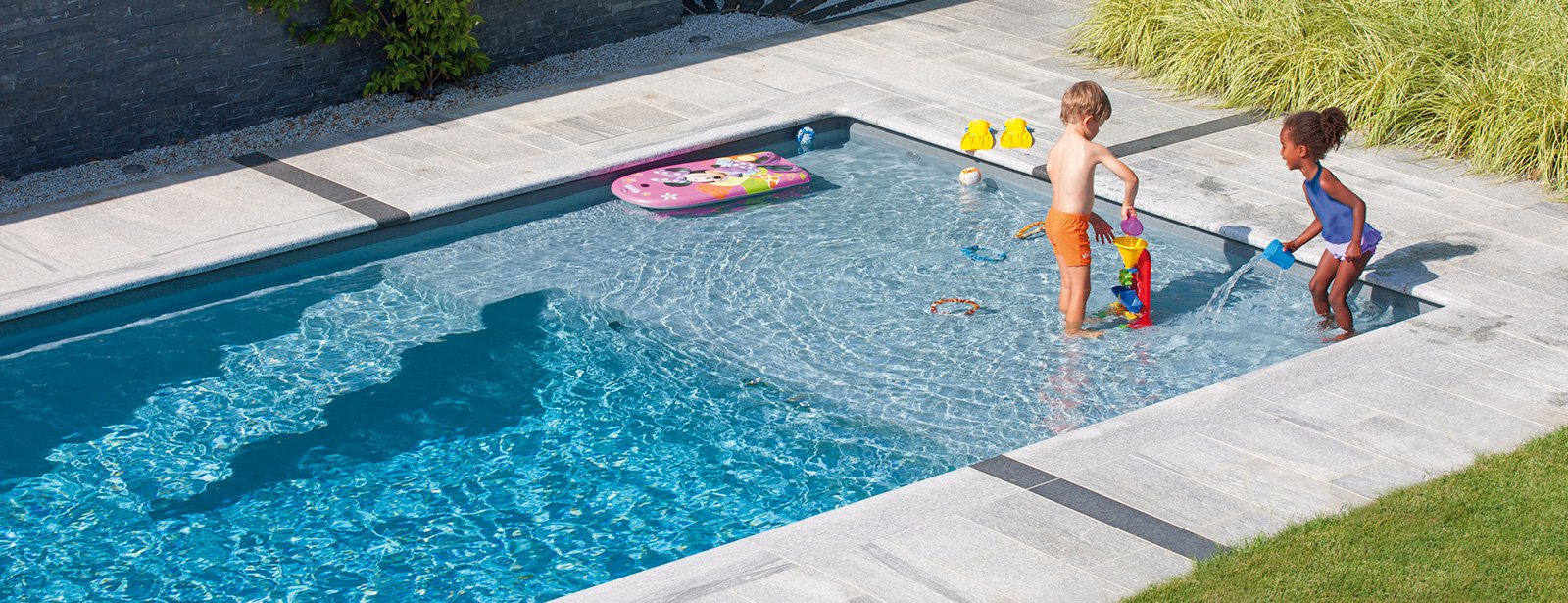 Riviera Pool D line zwembad