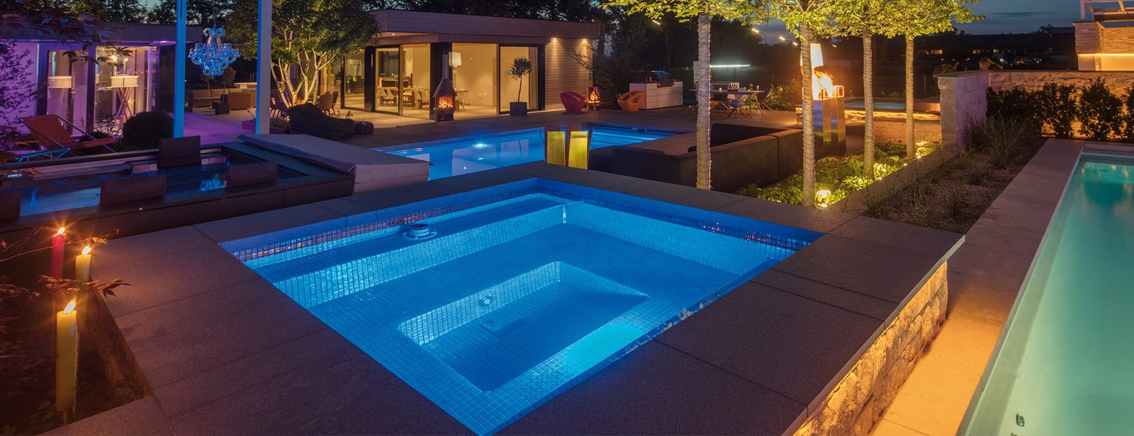 Riviera Pool Side - Aqua Zwembaden